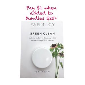 FARMACY Green Clean Makeup Cleansing Balm